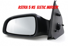 VAUXHALL ASTRA MK 5 MIRROR  PASSENGER SIDE N/S  2005 - 2009 ELECTRIC